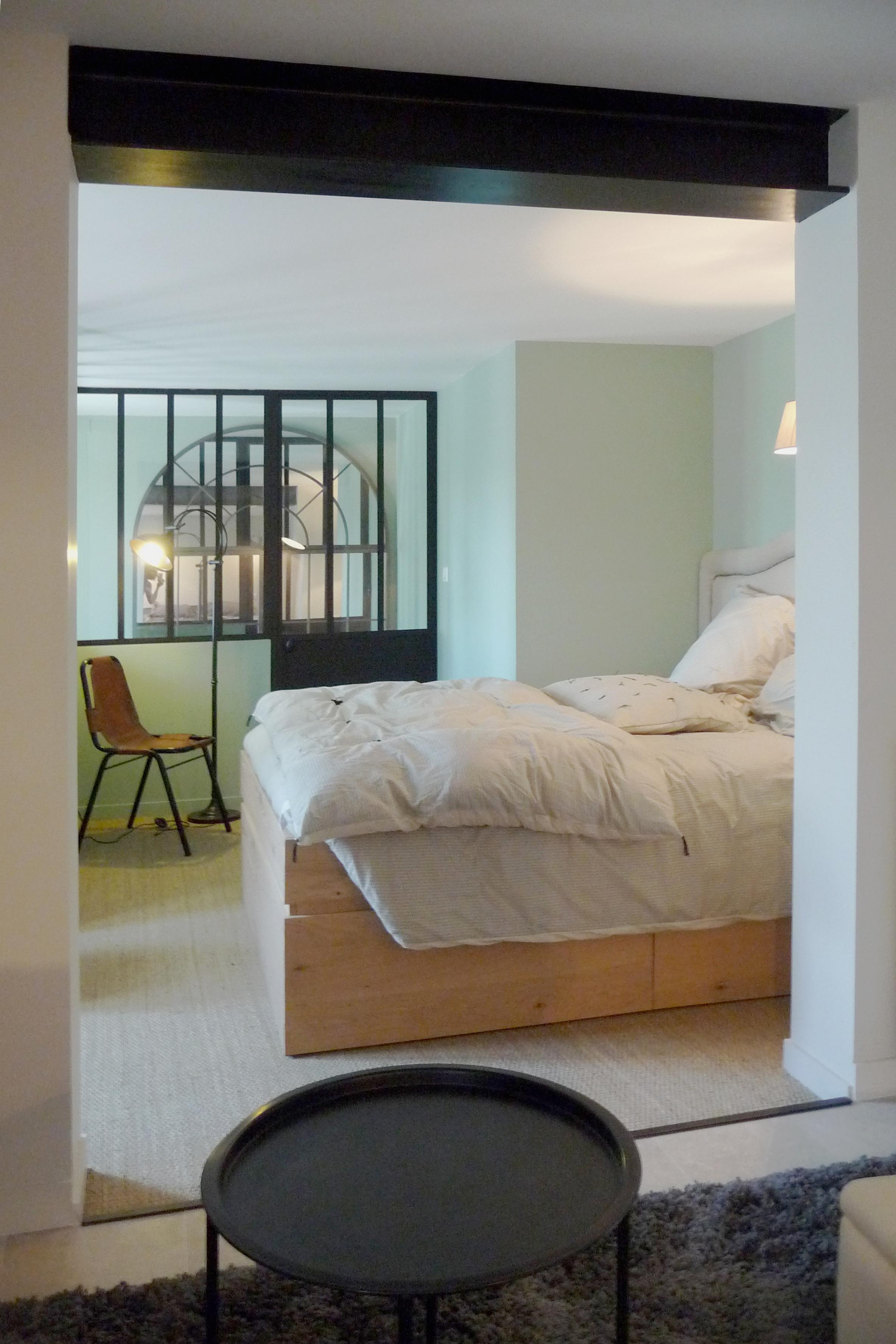 Architecte d'intérieur - Réaménagement d'une maison de ville - Angoulême