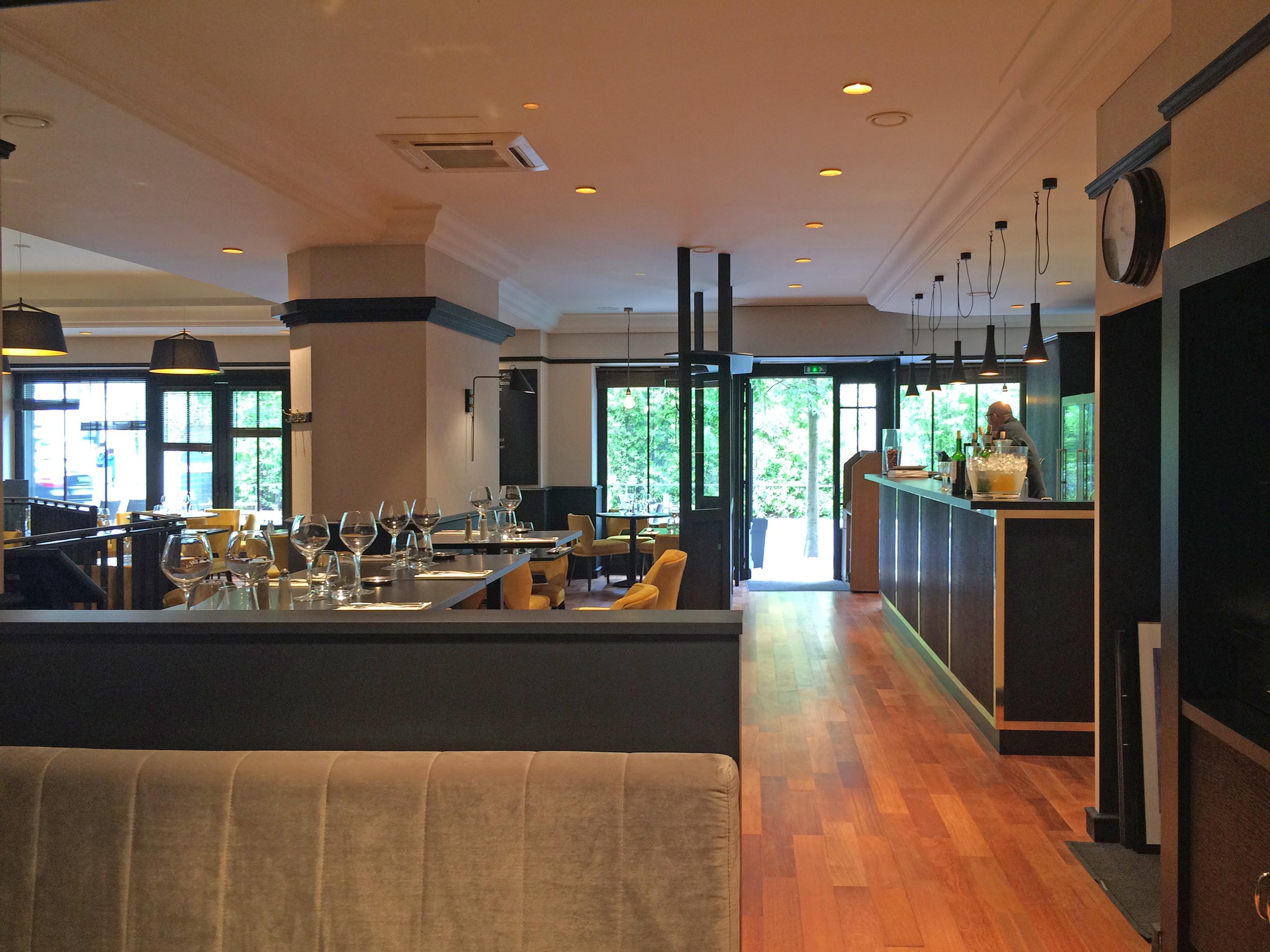 Architecte d'intérieur - Aménagement d'un restaurant - Angoulême