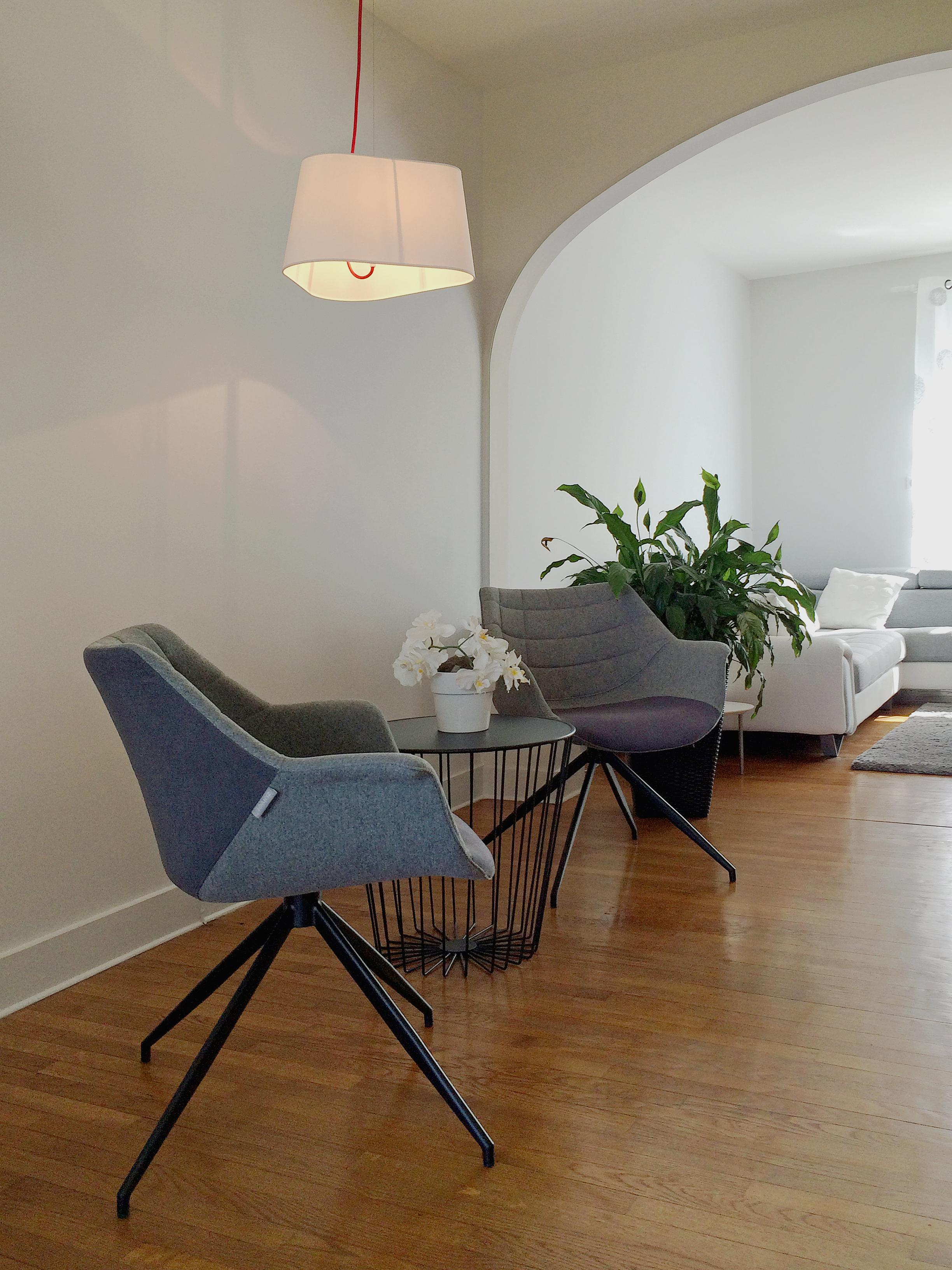 Architecte d'intérieur - Réaménagement cuisine, salon et séjour - Angoulême