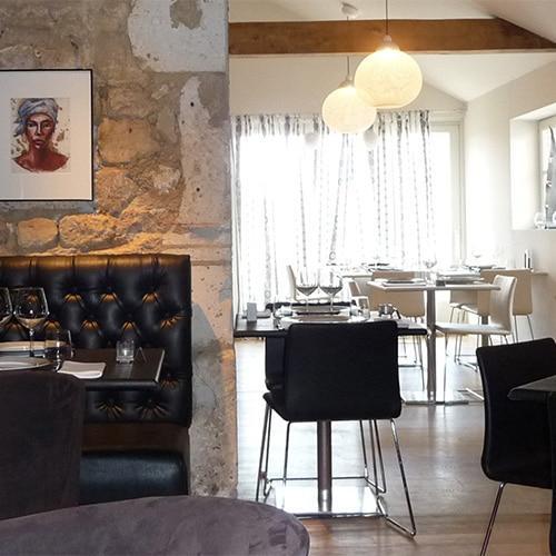 Aménagement et décoration restaurant