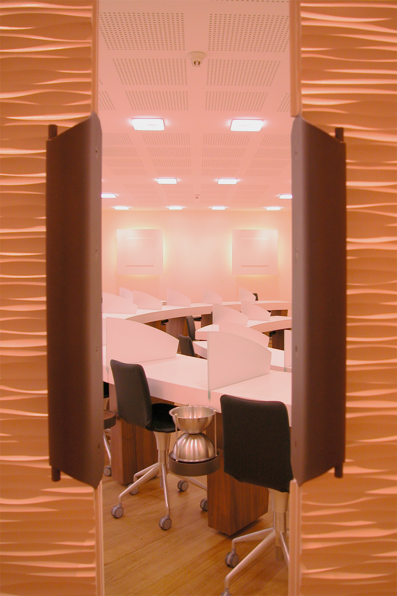 salle hennessy nathalie manicot architecte d 39 int rieur et d coration. Black Bedroom Furniture Sets. Home Design Ideas