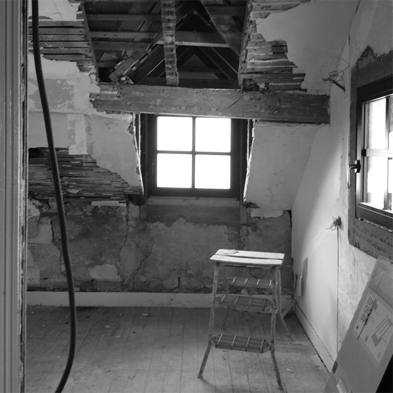 Renovation d'une villa